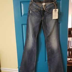Banana republic jeans boot cut